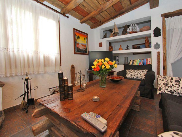 Romantische Finca Mit Pool Teneriffa Nord TFN 145 Wohnzimmer