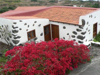 Finca El Hierro traditionell restauriert