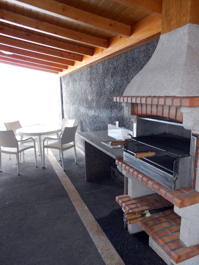 Kleine Villa Madeira MAD-057 Barbeque Raum