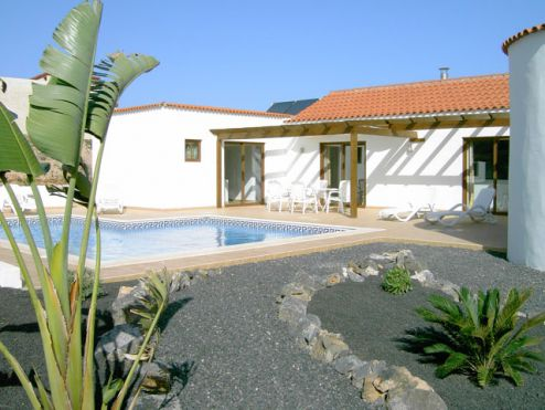 Fuerteventura Private Villa mit Pool F-215