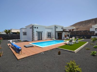 Villa mit Pool in Playa Blanca L-018 Haus und Pool
